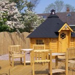Bettys Bothy - with inside BBQ