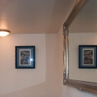 Fools Haven bathroom reflections!